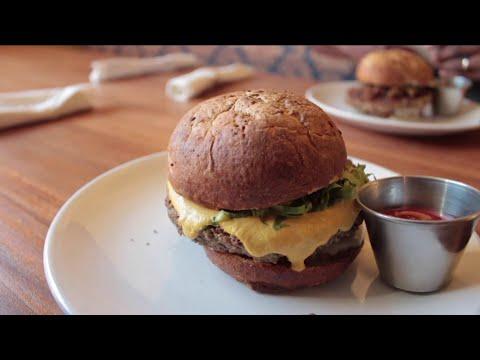 River City Live | The Impossible Burger at German Schnitzel Haus