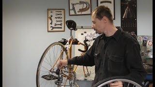 видео Велосипеды ХВЗ