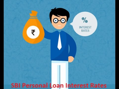 SBI Personal Loan Interest rates (Updated)