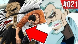 Das MONSTER der MARINE: Garp die Faust | One Piece Podcast #021