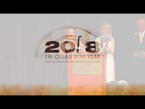2018 Tri-Citian of the Year Event