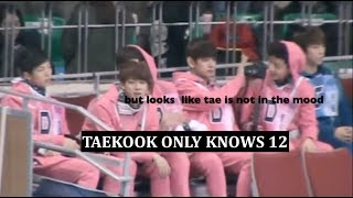 Taekook Only Knows 12 | Vkook Are Not Friends???