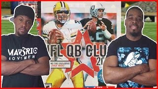 GREATEST OF ALL TIME??? - NFL QB Club 2002 | #ThrowbackThursday