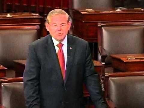 Senator Menendez Welcomes Newly Sworn-In Senator Chiesa