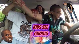 Kids See Ghosts KANYE WEST KID CUDI ALBUM REACTION REVIEW.mp3
