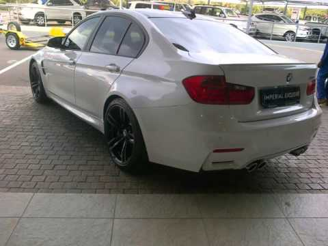 2015 bmw m3 auto for sale on auto trader south africa youtube. Black Bedroom Furniture Sets. Home Design Ideas