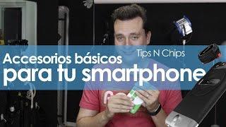 Accesorios para celulares - #TipsNChips con @japonton