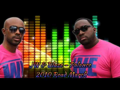 JW & Blaze - Palance [2010 Roadmarch] @socaisyours