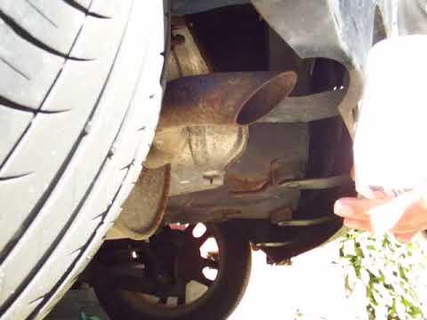 Fiat Punto Misfiring Test for Stuck Valves 120 FPS