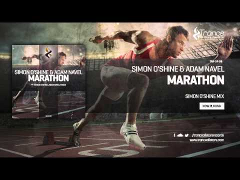 Simon O'Shine & Adam Navel - Marathon (Simon O'Shine Mix)