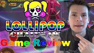 Lollipop Chainsaw (Xbox 360) Game Dingo Review [Ep. 21]
