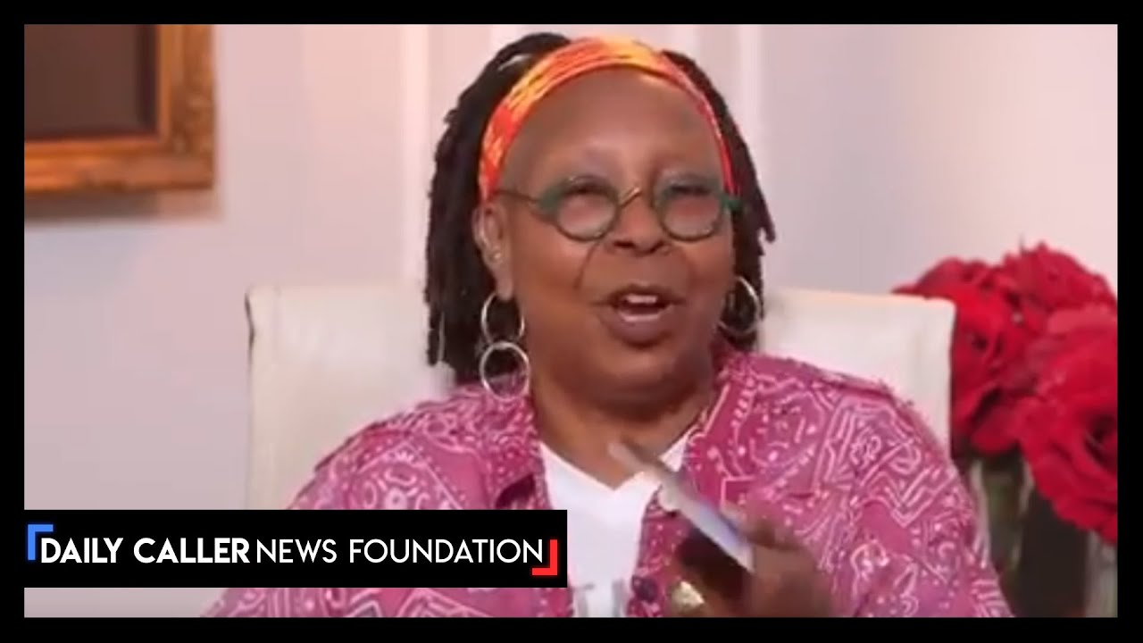 Whoopi Is Pissed She's Getting Letters From Trump
