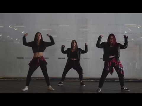 Bad Killa Team - Dancehall Choreography By Eleni Zuna