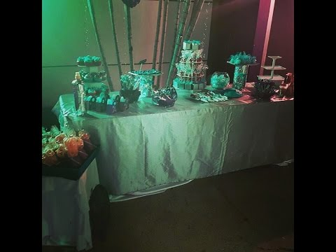 🍬Idea para realizar mesa de dulces 15 años/ candies table/ mesa de doces