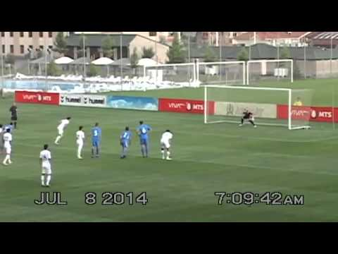 FC Banants (Armenia) vs FC Santa Coloma (Andorra) UEFA Champions League Highlights