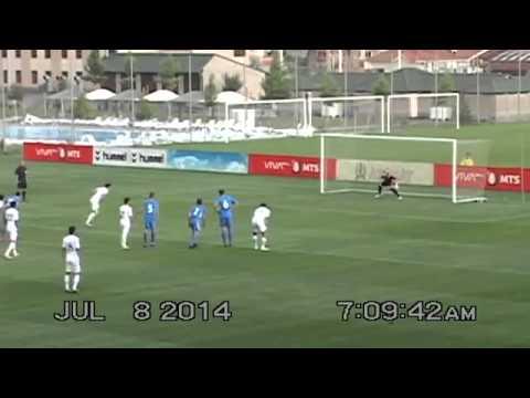 FC Banants (Armenia) vs FC Santa Coloma (Andorra) UEFA Champions League Highlights