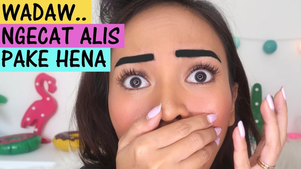 Review Jujur Tato Alis Pake Henna Halal Buyorbye Youtube