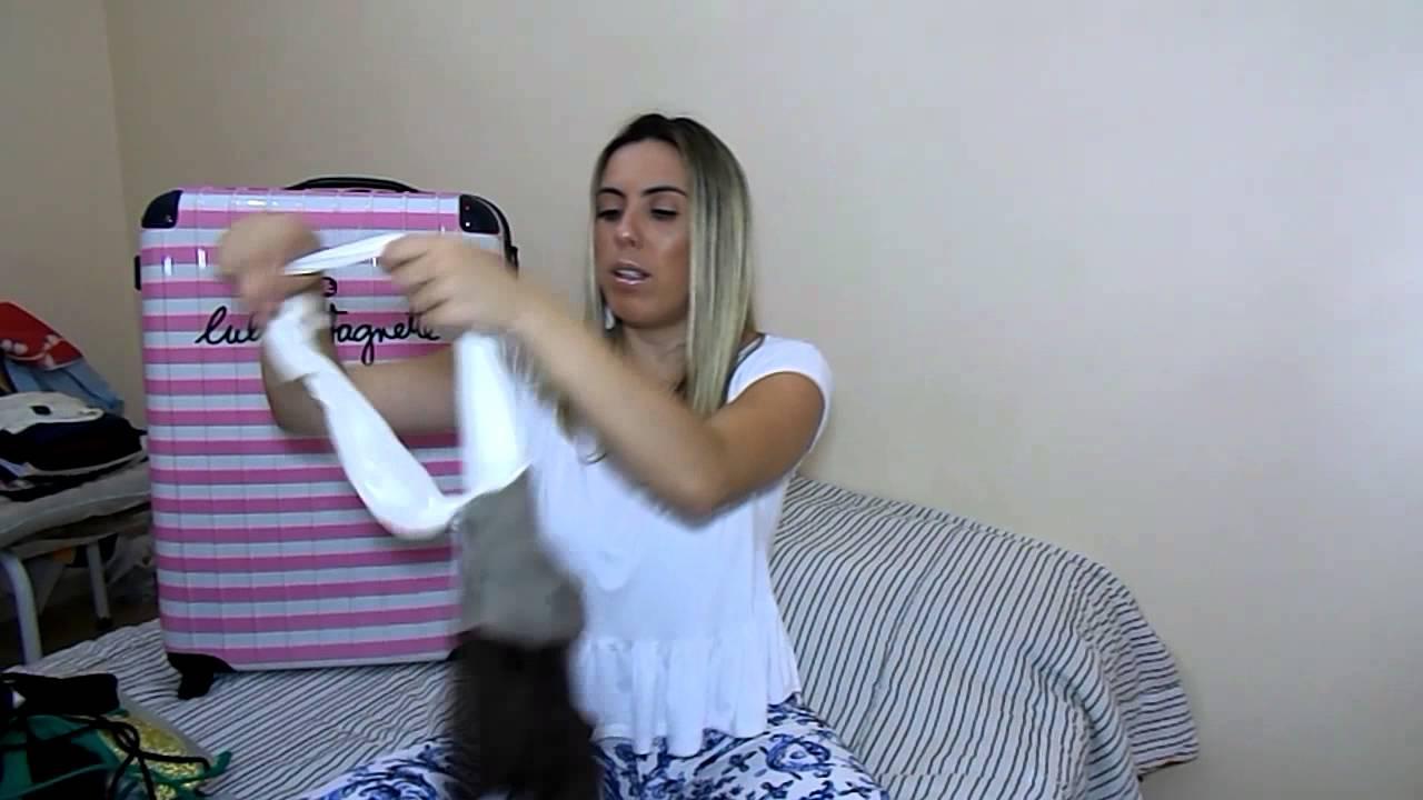 b84fe3a084 Dicas de Cruzeiro  O que levar na Mala (MULHERES) - YouTube