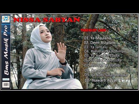 Download  NISSA SABYAN FULL ALBUM TERBAIK - Lagu Sholawat Terbaru 2018 Gratis, download lagu terbaru