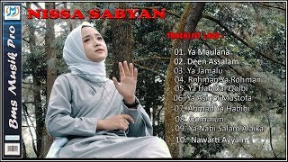 Gambar cover NISSA SABYAN FULL ALBUM TERBAIK - Lagu Sholawat Terbaru 2018