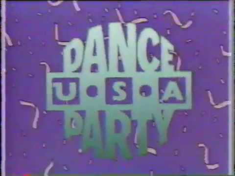 Dance Party USA-  Thanksgiving 90 (1990)