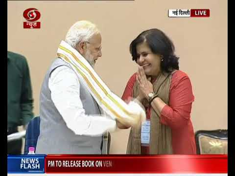 Full Event:PM Modi releases book on Venkaiah Naidu's first year as VP