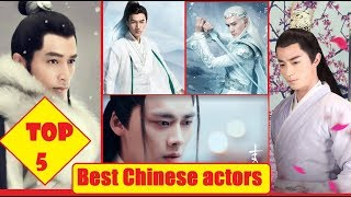 Video TOP 5 BEST CHINESE ACTORS IN CLASSIC DRAMA | ENGSUB download MP3, 3GP, MP4, WEBM, AVI, FLV November 2018