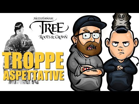 MezzoSangue - Tree - Roots & Crown ( album completo ) | ARCADE BOYZ