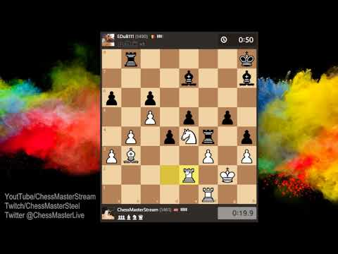 ChessMaster On FIRE 3 min speed chess games!