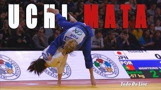Judo l Uchi Mata made in Japan