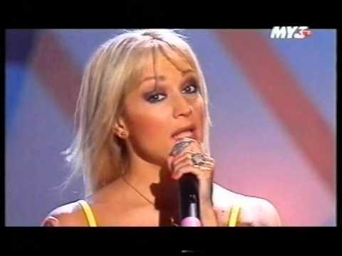 Таня Буланова Белая черемуха Песня года 2004