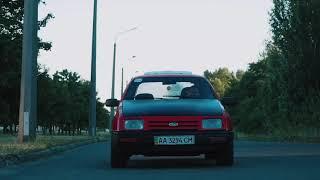 Коротко о чем канал | дрифт на Диком Ford Sierra