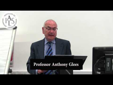 Universities and Counter-terrorism: PREVENT in Practice - Historical and Legal Context