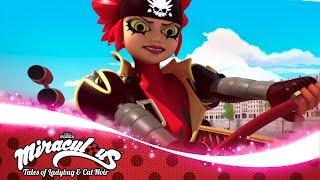 MIRACULOUS | 🐞 Captain Hardrock - Akumatized 🐞 | Tales of Ladybug and Cat Noir