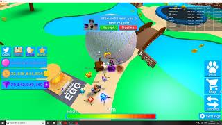 ROBLOX [GIVEAWAY] AT 200 SUB only pets go out at 200