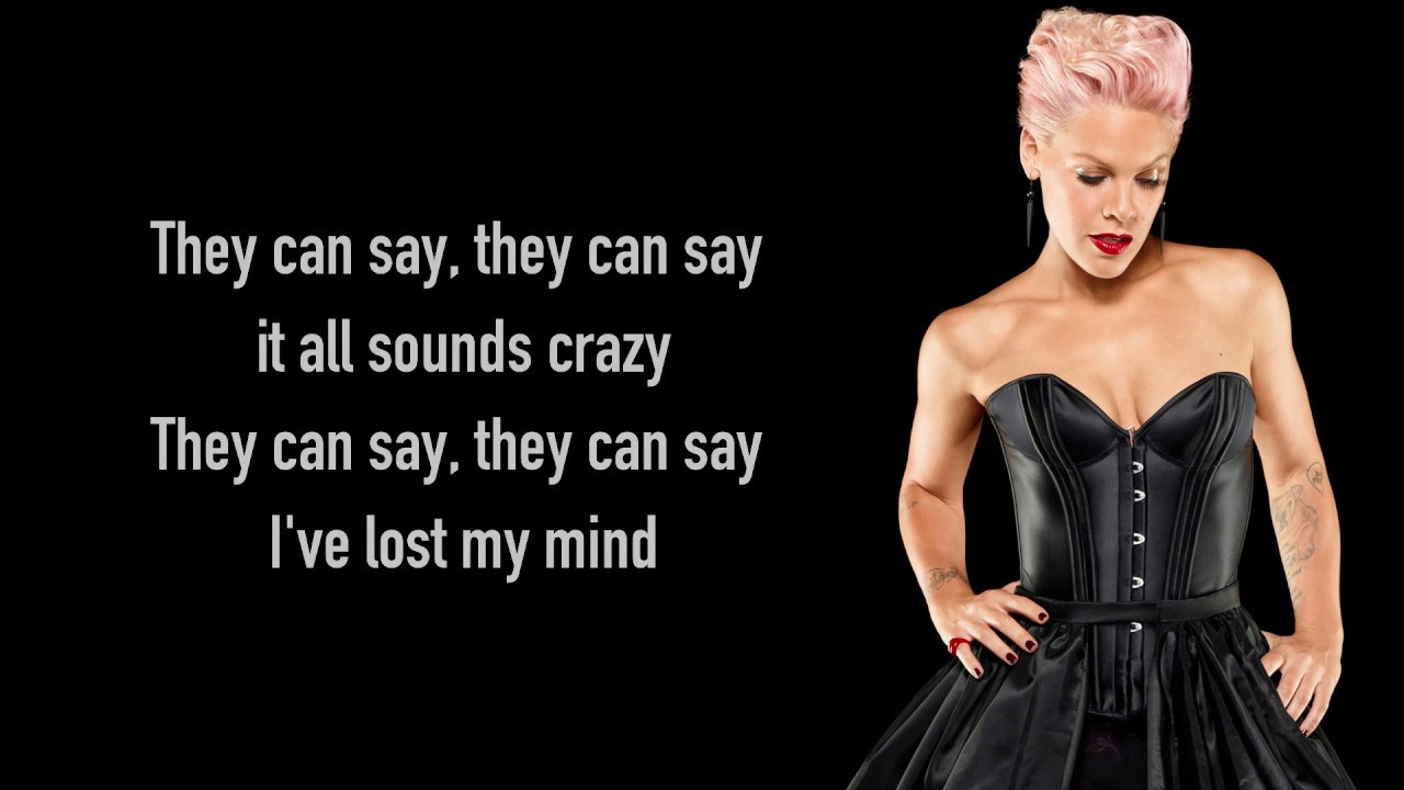 P!nk - A Million Dreams [from The Greatest Showman: Reimagined] [Full HD]  lyrics