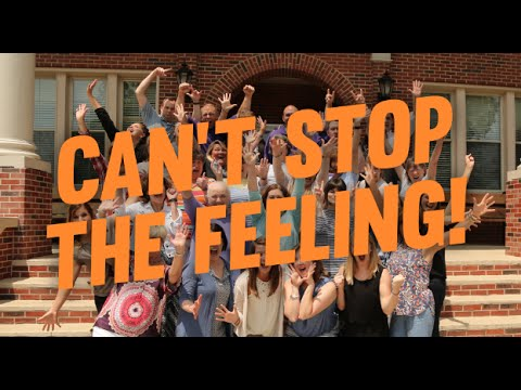 Can't Stop the Feeling // Lipscomb Academy Middle School
