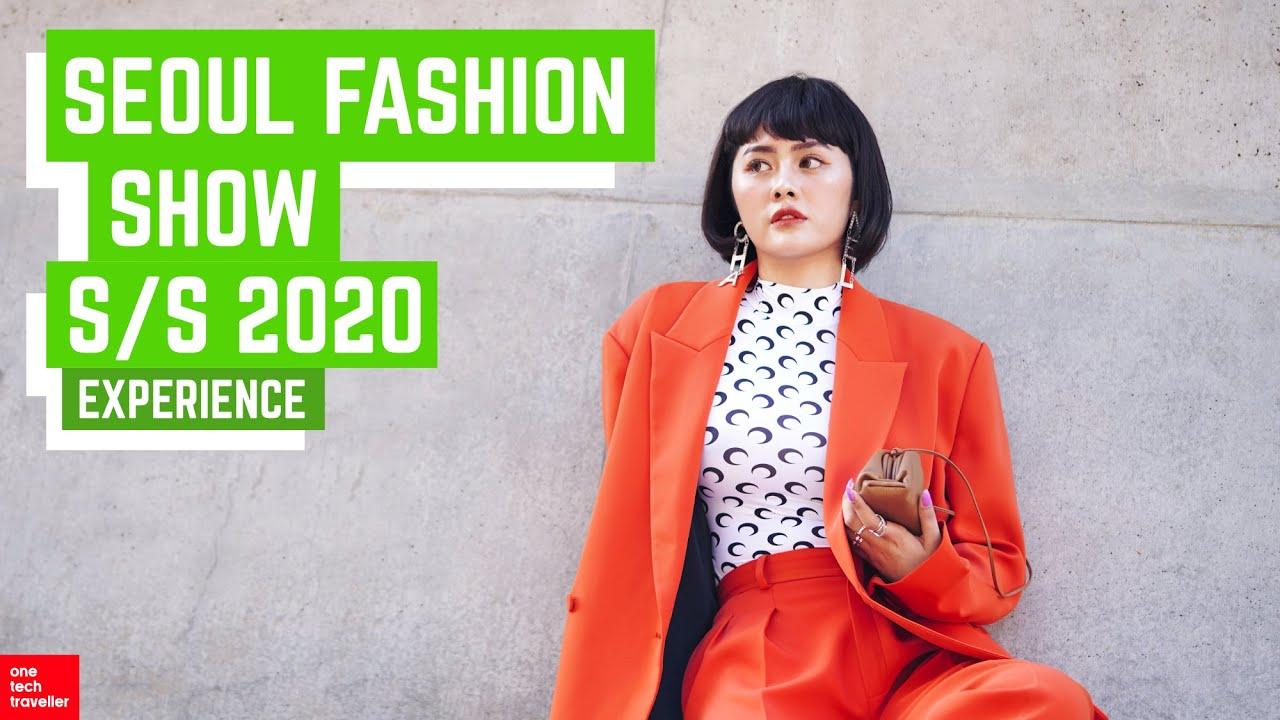 Let S Go Seoul Fashion Week In Korea Gn S S 2020 1tt Youtube