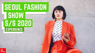 Let's Go Seoul Fashion Week in Korea [GN S/S 2020] | 1TT