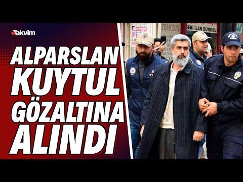 Alparslan Kuytul gözaltına alındı!