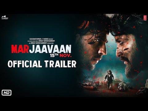 Marjaavaan - Official Trailer | Riteish Deshmukh, Sidharth Malhotra,Tara Sutaria