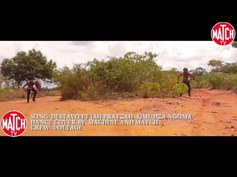 Dj Stavo ft Jah Prayzah - Simudza Ngoma [voltage dance cover]