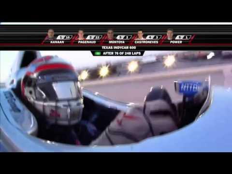 Indycar 2015 - Fecha 9 - Texas (Audio Español Latino)