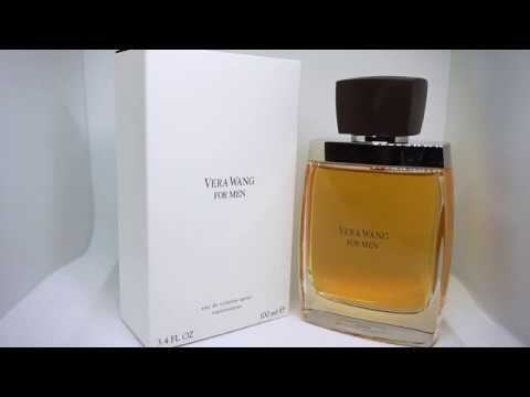 Vera Wang for Men Fragrance Review