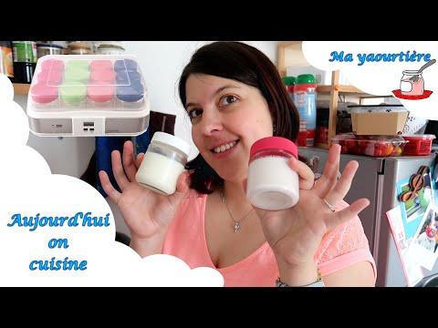 [aujourd'hui-on-cuisine]-je-vous-présente-ma-yaourtière-recette-yaourts