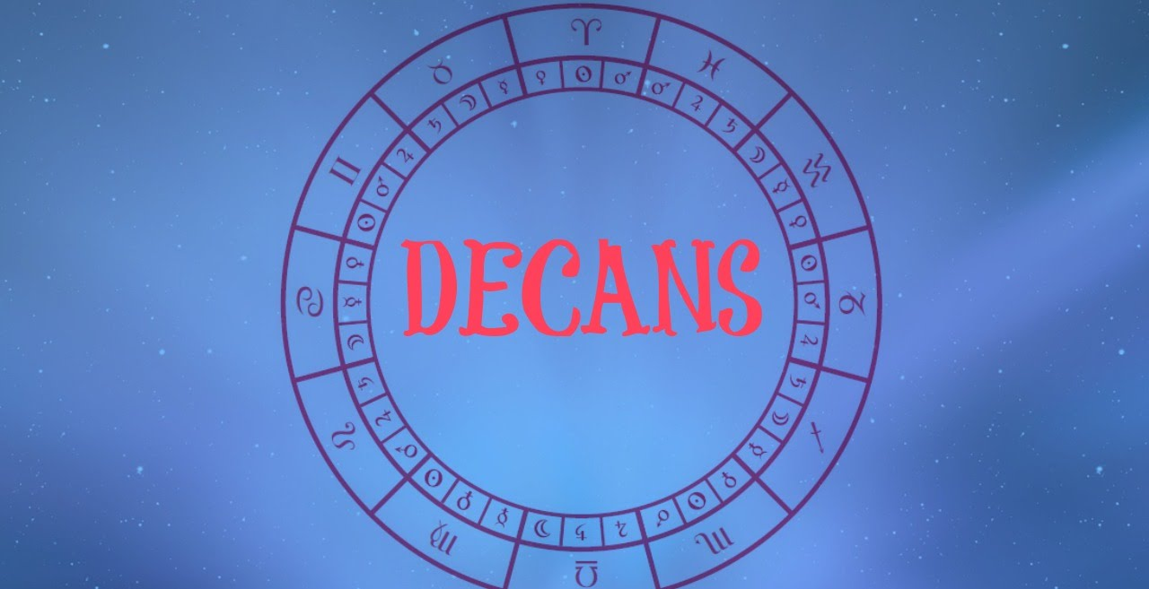 What Is A Decan In Astrology? How Decans Can Predict The