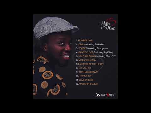 Akwaboah - Number One (Produced by Akwaboah) [Audio Slide]