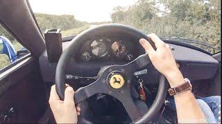 Ferrari F40 POV Straight Pipes