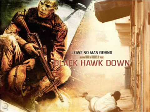 Black Hawk Down OST #1 - Somalia 1993 & Hunger Is The Weapon