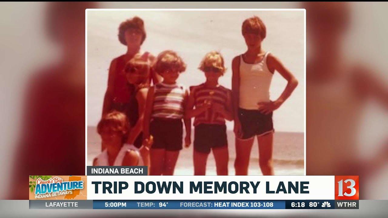 Julia's Indiana Beach memory